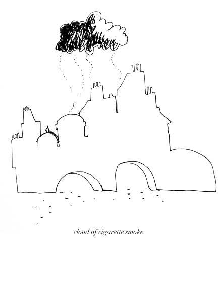 Paris sketches (4/5)