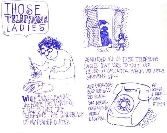 Those telephone ladies (1/3)