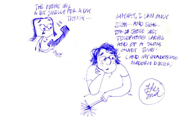 Those telephone ladies (3/3)