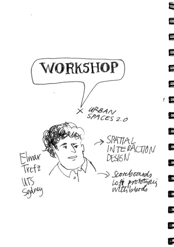 The workshop in Munich (1/6)